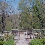 Bent Vine Trellis Arbor- 8 1/2' x 13 1/2' x 5'