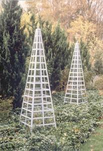 Pyramid Trellis, Custom Sizes