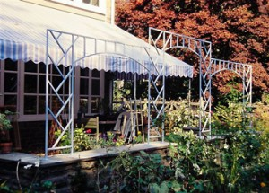 Self Supporting Trellis- 6' x 23'
