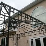 Custom Deck Pavilion- 9 1/2' x 10' x 11'
